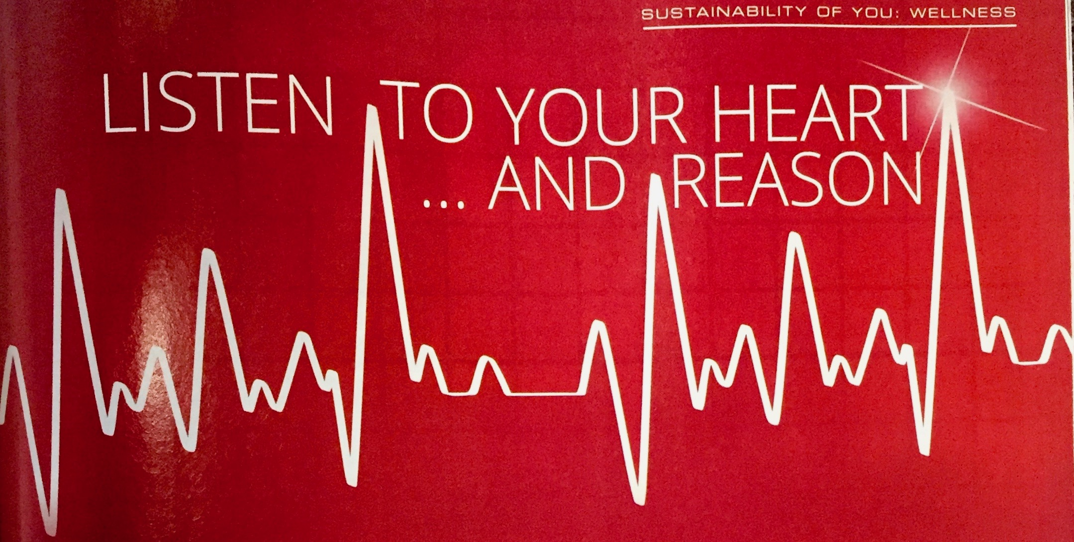 Listen To Your Heart…And Reason
