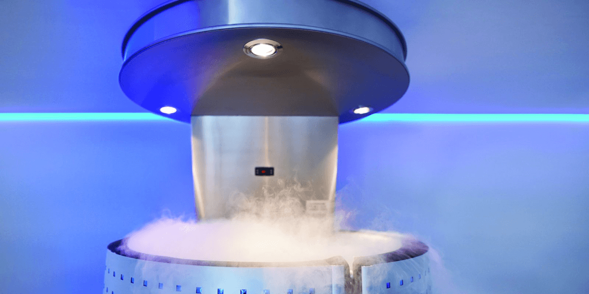 CRYOTHERAPY: THEN AND NOW